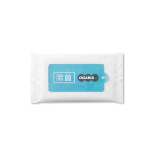 メンソール入り除菌ウェット