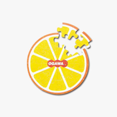 パズルコースター(円形)