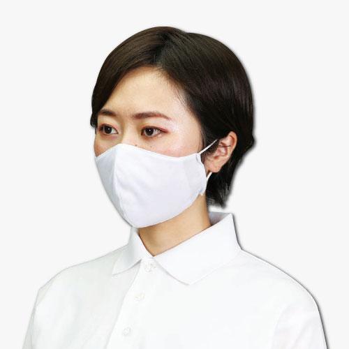 ポケット付UVカットマスク