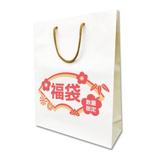 マットPPフルオーダー紙袋(オフセット印刷)