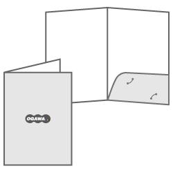 紙フォルダー