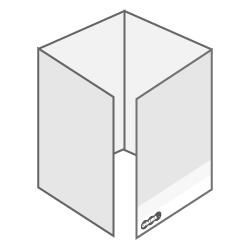 折りパンフレット